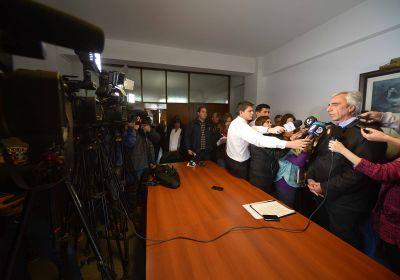El Gobierno garantiza normal desarrollo de los comicios y transparente recuento de votos