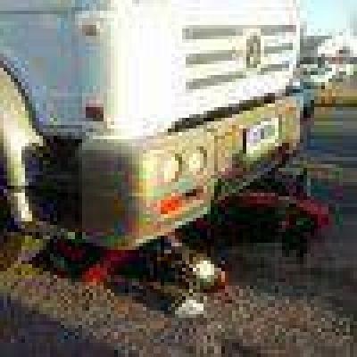 Una mujer, muere aplastada por un camión en Ruta 7