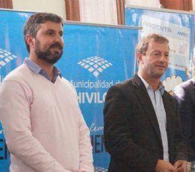 Darío Speranza ya tiene la lista que lo acompañará en las elecciones