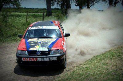 Rally Entrerriano: Concordia es sede de la tercera fecha