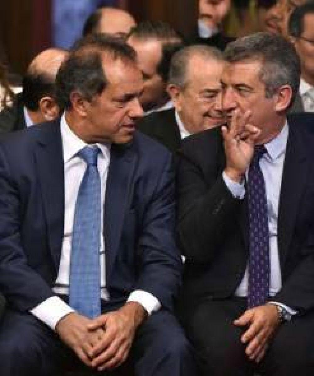 Scioli llegará el lunes a Entre Ríos para firmar un convenio para el sector empresario