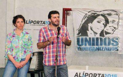 Elecciones: Jorgelina Porta se despegó de la candidatura de Alí