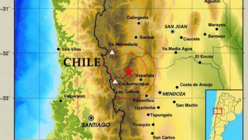 Empezó movido el domingo de elecciones: temblor en Mendoza
