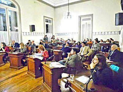 En Tandil, Lunghi busca la reelección y no perder la mayoría en el Concejo