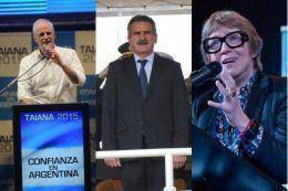 Taiana, Rossi, Parodi y Filmus serán candidatos al Parlasur por el FpV