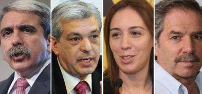 Se confirmaron los candidatos a Gobernador de Buenos Aires