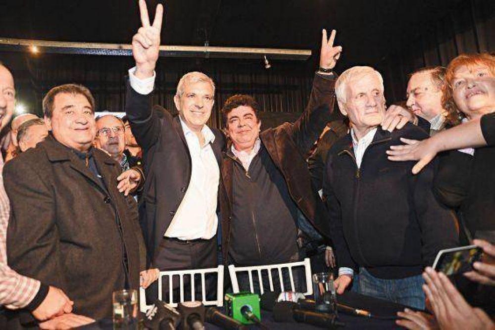 Domínguez y Espinoza van juntos a la PASO