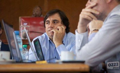Manino Iriart encabeza la lista de diputados de la quinta por el FpV