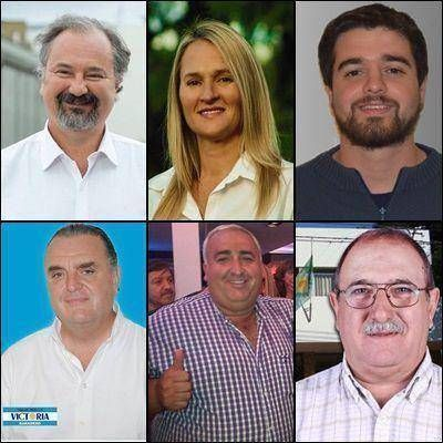 Serán seis los candidatos a Intendente en las PASO