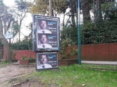El cierre de listas aprieta a los que recién inician en política: a qué juega Hernán Luna?
