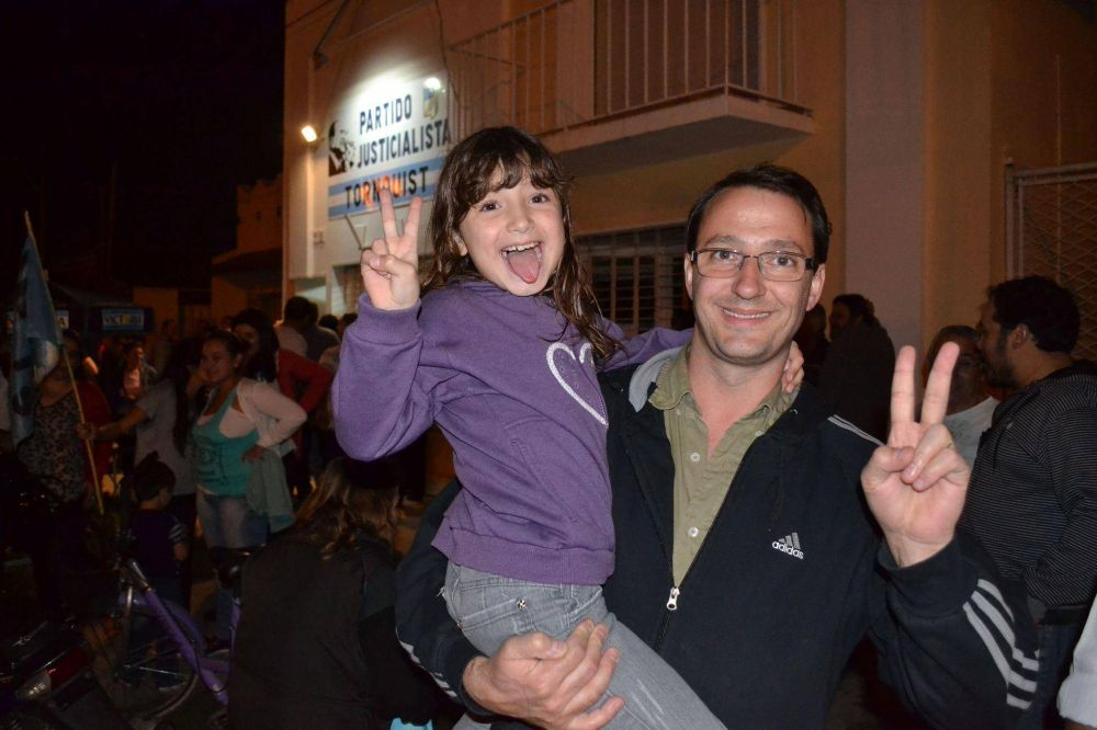 Guillermo Loffler el elegido por el Intendente para encabezar la lista de Concejales del Frente para la Victoria