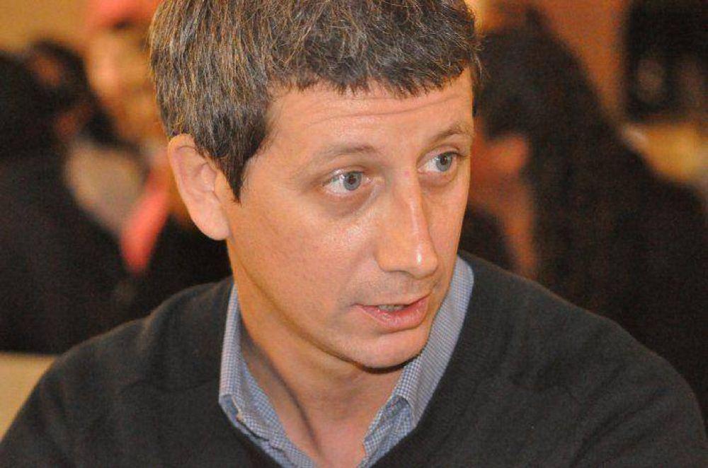 Fpv: Gonzalo Bagú será precandidato a intendente