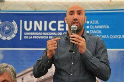 Fpv: Valicenti encabezar� la lista de diputados de la secci�n