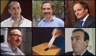 En el Frente Renovador habrá una interna feroz con cinco precandidatos a intendente