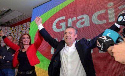 Los mendocinos votaron un cambio: ganó Alfredo Cornejo