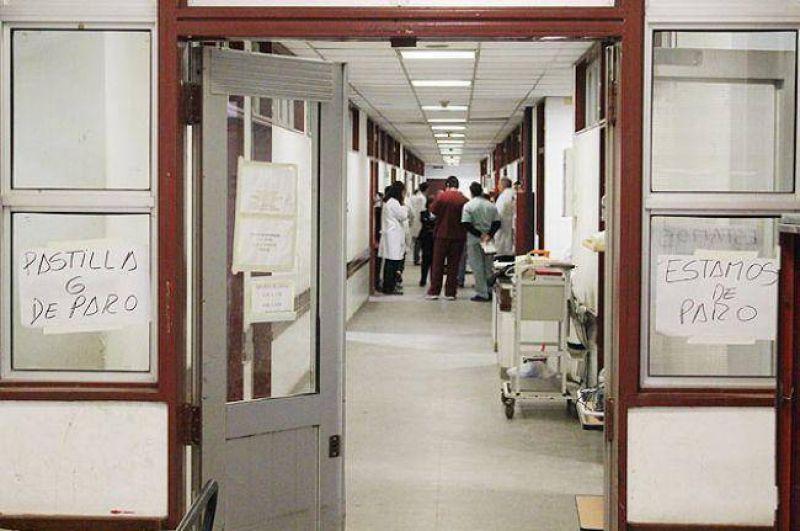 Dictarán conciliación obligatoria a todos los sectores del Hospital Perrando