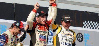 Turismo Carretera: Mariano Werner puso por primera vez a un Ford en lo m�s alto del podio en Posadas; Okulovich 19�