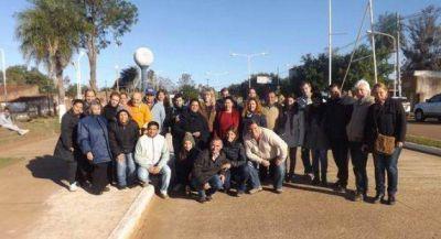 La dirigencia peronista recibió a sus legisladores y candidatos