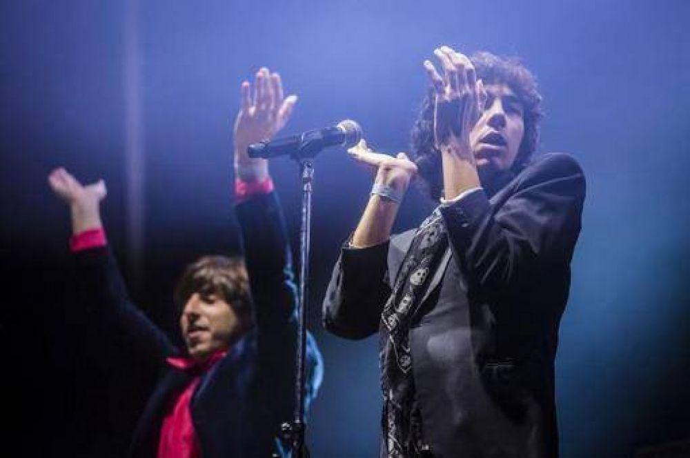 Emotivo homenaje a Cerati por parte de su banda y artistas prestigiosos