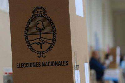 Más de 694 mil santiagueños están en condiciones de votar