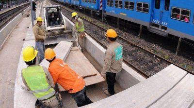 El ferrocarril Sarmiento volverá a funcionar los domingos