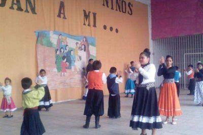 EL 7º Festival Solidario reunió a clodomirenses en el marco de los festejos por el Sagrado Corazón