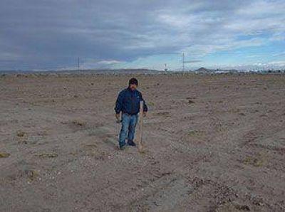 Petroleros Jerárquicos avanza con las obras de viviendas en Las Heras