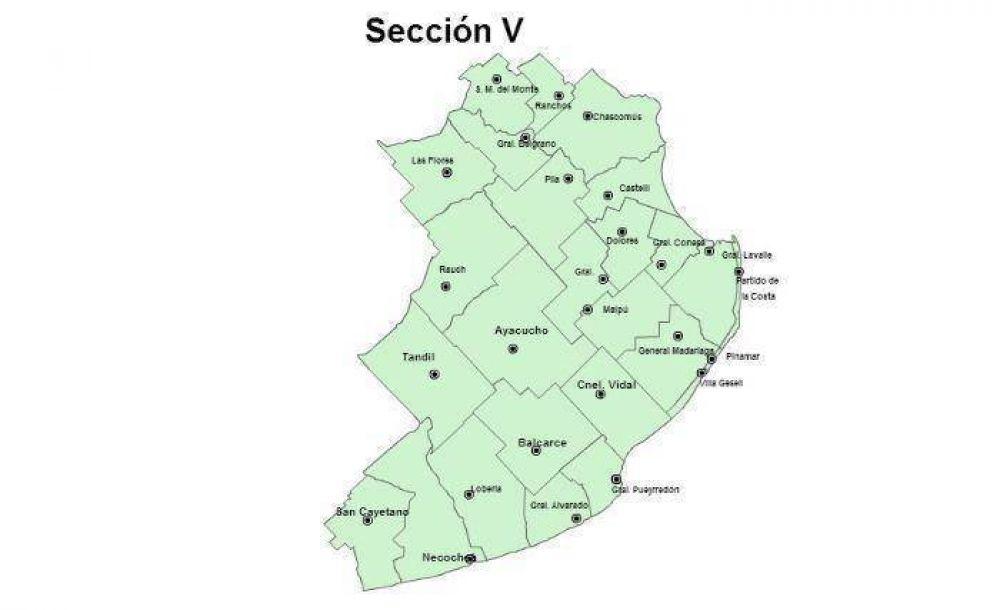 Una región con mayoría de intendentes en busca de su reelección