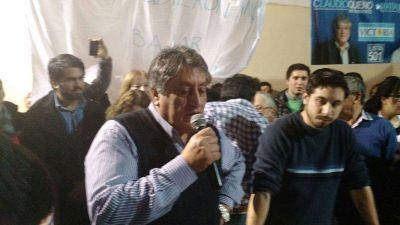 Claudio Queno ganó en Tolhuin y va por su tercer mandato