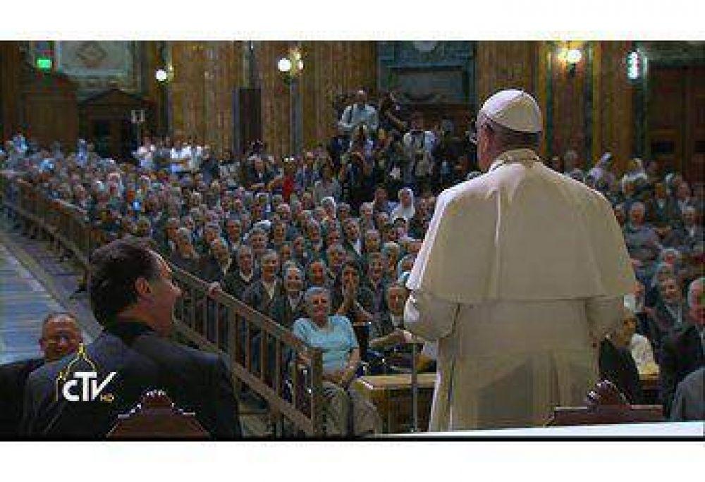 Un salesiano misionero me ayudó con mi vocación: gratitud del Papa Francisco a los Salesianos