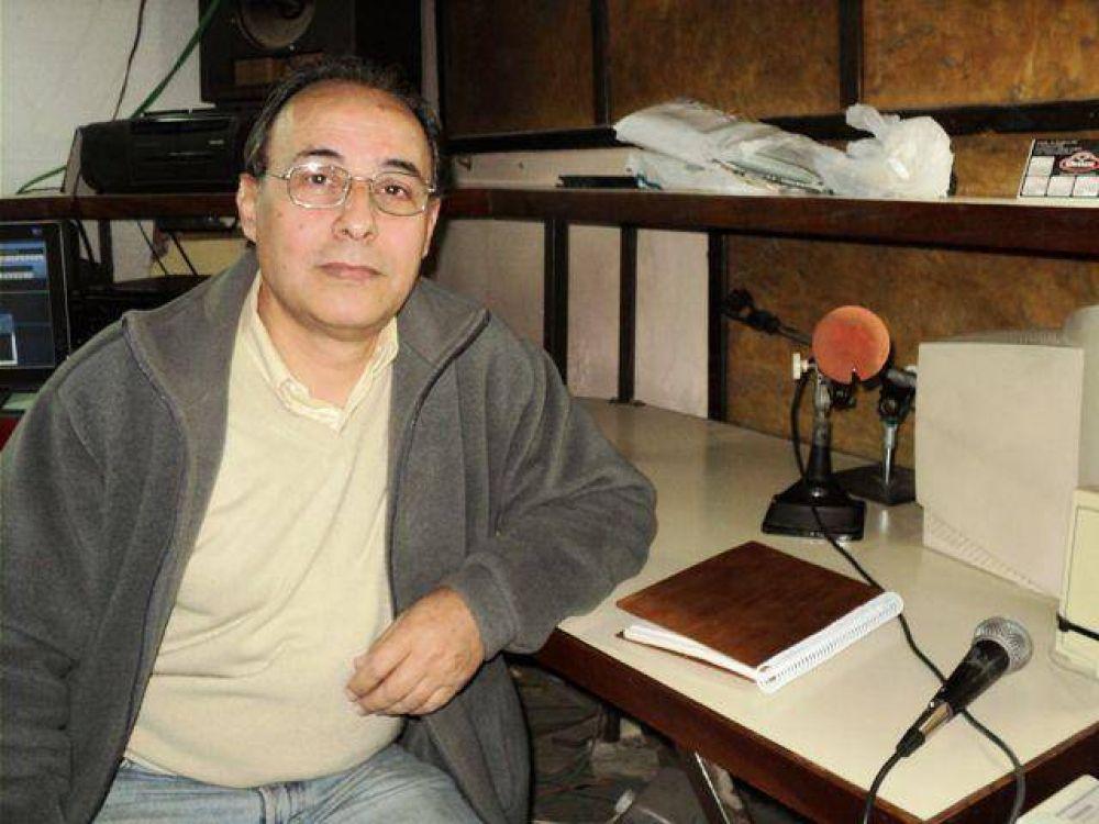 Gogo González es el precandidato a intendente del FR