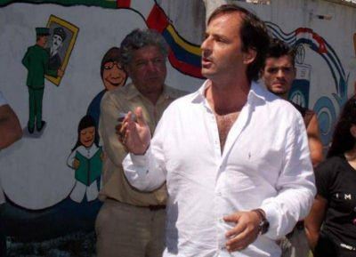 Ariel Sujarchuk es el único candidato del Frente para la Victoria en Escobar Ariel Sujarchuk