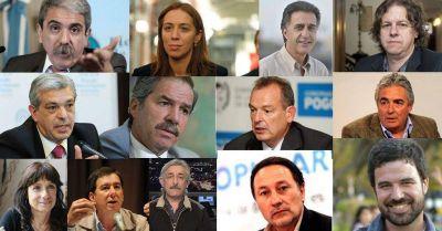 Elecciones 2015: Los candidatos para las PASO en la Provincia de Buenos Aires