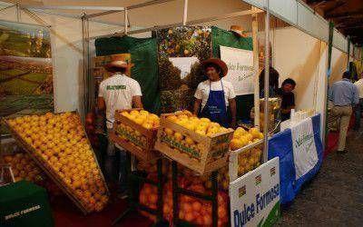 Sexta edición de la Feria Internacional de Frutos Argentinos