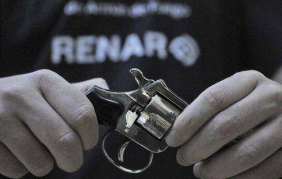 Esta semana, plan de desarme en Pico y Santa Rosa