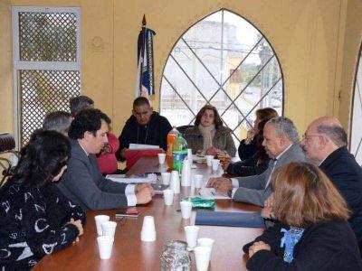 Nueva reunión para avanzar en la pauta salarial