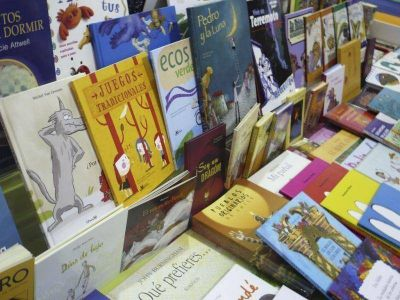 Actividades para hoy en la Feria del Libro