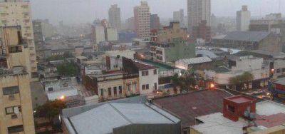 Martes nublado con probabilidad de lluvias en Posadas