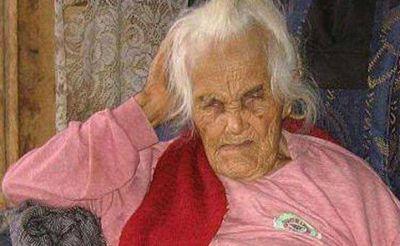 Una misionera de 117 años es la persona más longeva del país