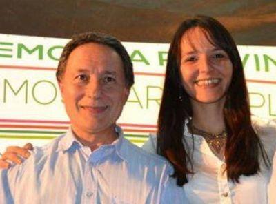 La marplatense Victoria Vuoto candidata a Vicegobernadora de Jorge Ceballos