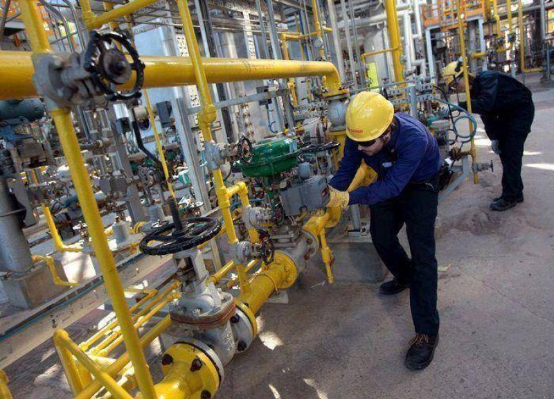 Trabajadores de la industria del gas anunciaron paro por tiempo indeterminado