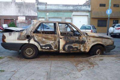 Incendiaron el auto de la hermana de Luciano Arruga