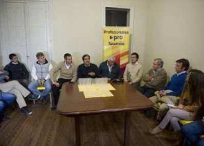 El PRO lanza intendentes y presiona al radicalismo