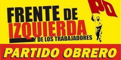 Lista del Partido Obrero de Dolores