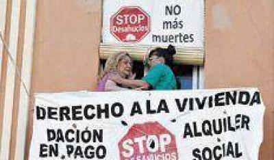 España se queda sin derecho a la vivienda