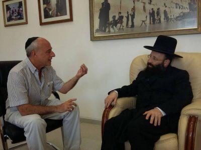 """Entrevista exclusiva al rabino del Kotel: """"Valoro el esfuerzo de cada padre y madre por enseñar judaísmo a las futuras generaciones"""""""