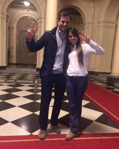 Mar�a Laura Rodr�guez qued� como tercera diputada provincial en la lista seccional del Frente para la Victoria