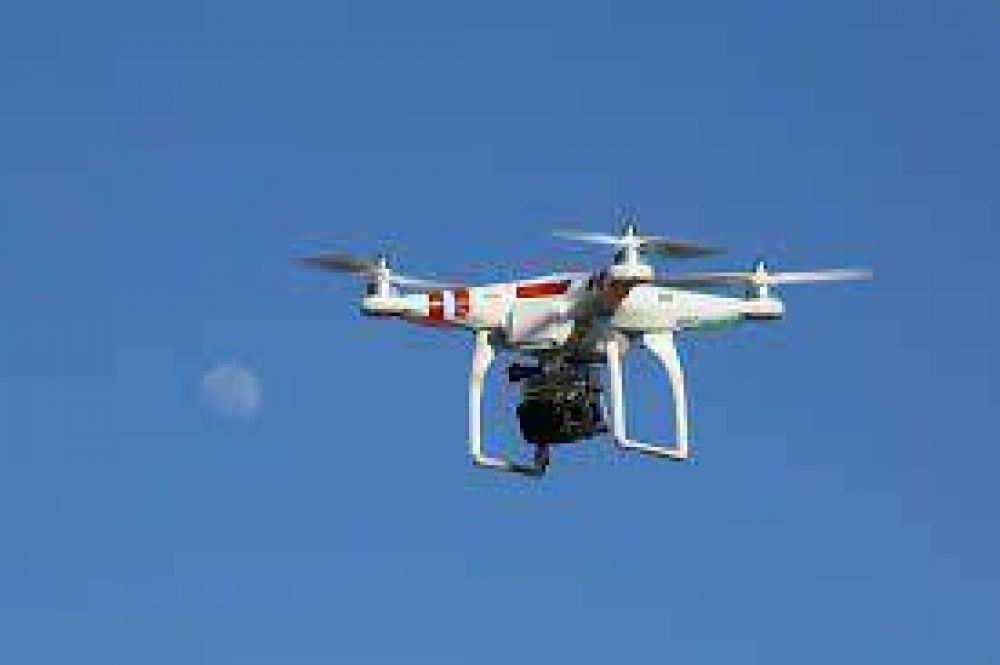 Controlarán drones durante visita del Papa