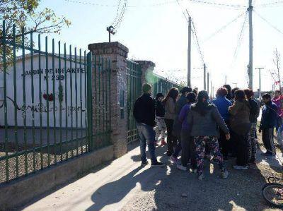 Denuncian presuntos abusos en un jardín de infantes de la zona oeste