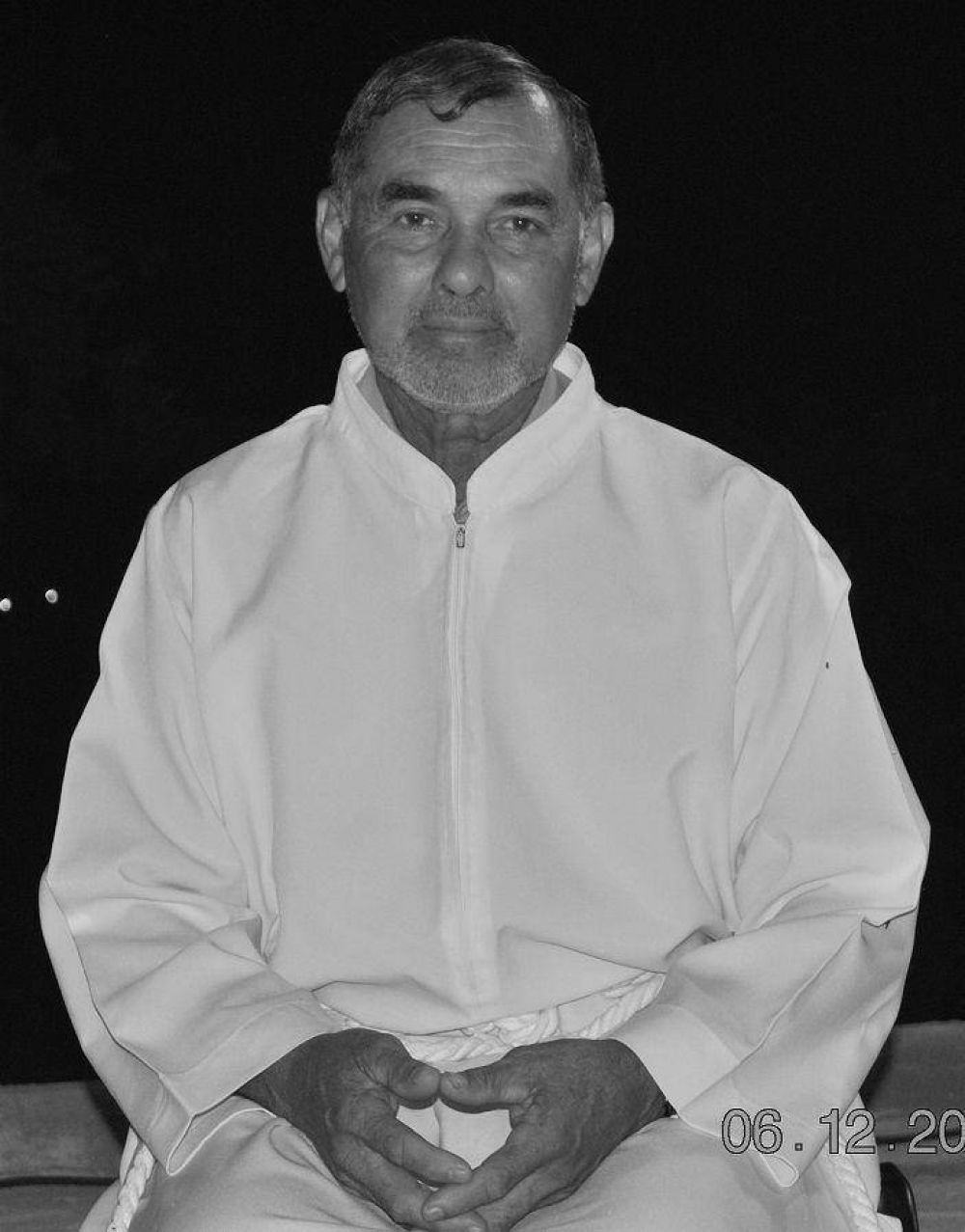 Ordenación Diaconal de Miguel González